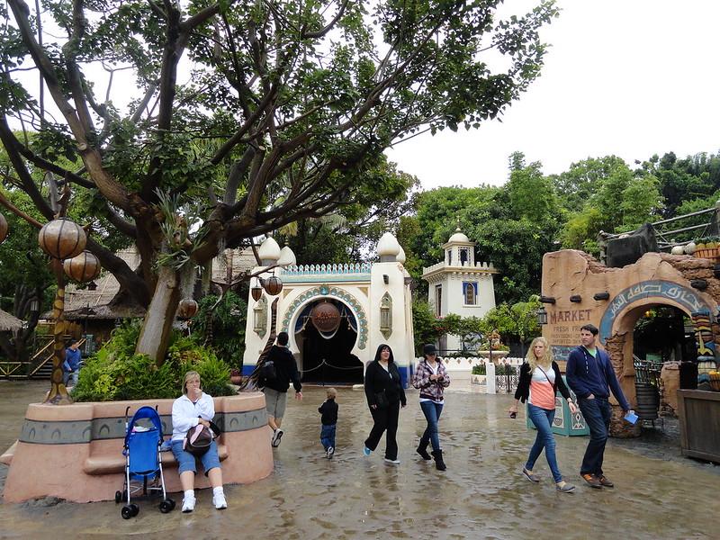 Disneyland park - Anaheim Los Angeles California USA