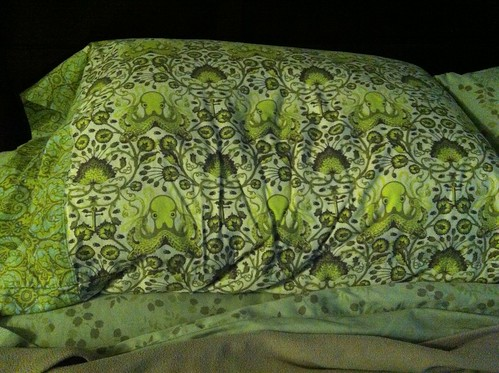 Octopus pillow case (hubs' version)