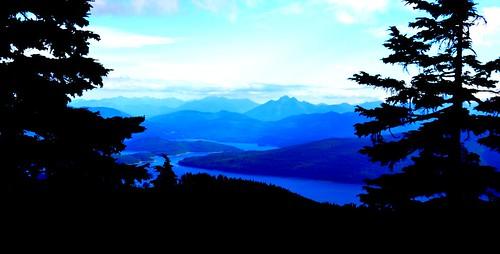 climbing views sleepingbeauty grahamisland haidagwaii hikingtrails