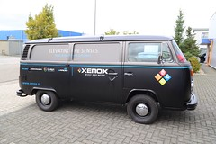 Volkswagen Transporter Carwrap Xenox