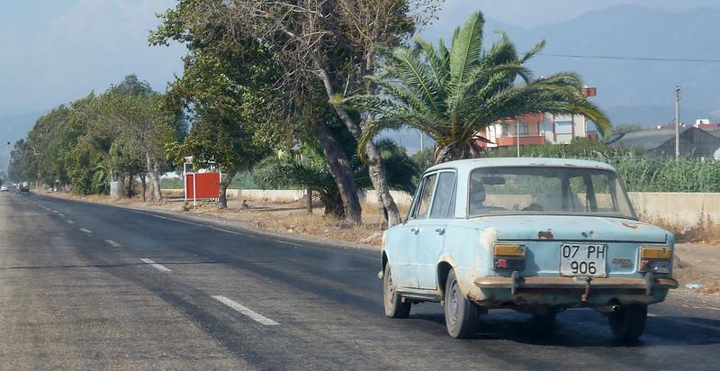 Turquie - jour 17 - Route de Patara à Antalya et Mont Chimère - 15