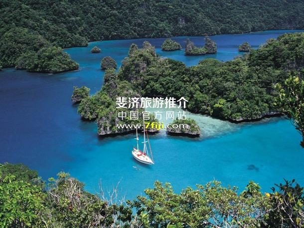 斐济游轮与航海