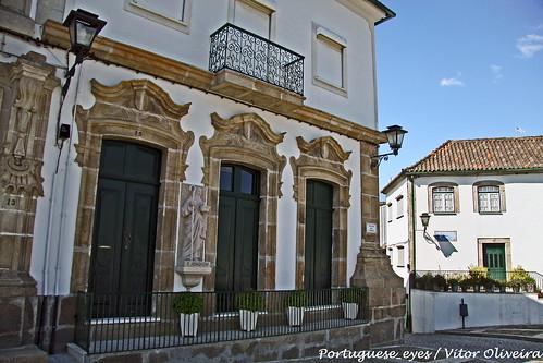 Boblioteca Municipal Aquilino Ribeiro - Moimenta da Beira - Portugal