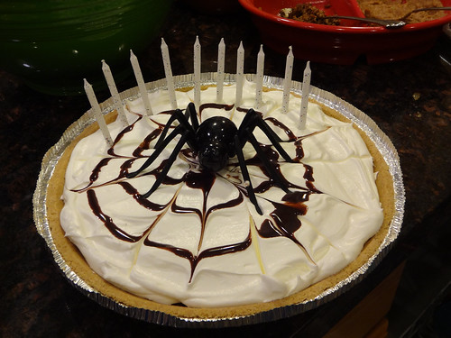 Kimberly's chocolate pie