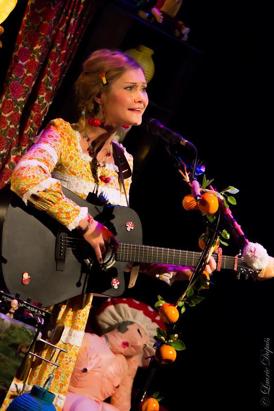 Concert de GiedRé à Canteleu