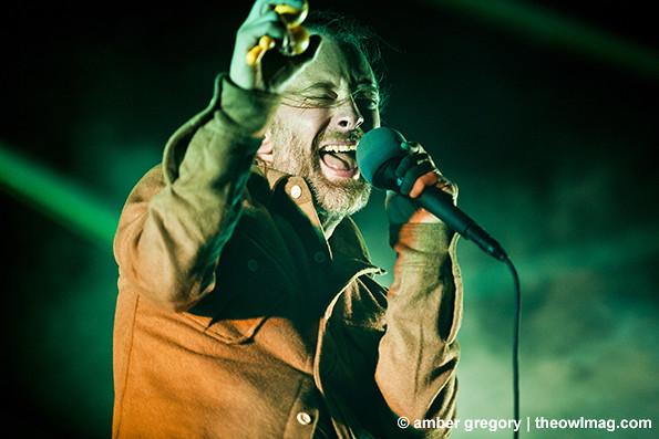 Atoms For Peace @ Treasure Island Music Festival, SF 10/19/13