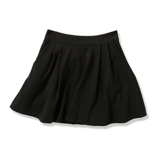 Joe Fresh Ponte Pleat Skirt 1