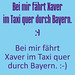 Xaver in Bayern by Peter Van Lancker
