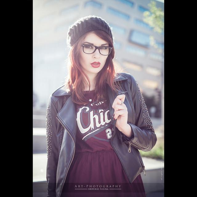 Urban Chic(a) Go!  | FUJI x-PRO1