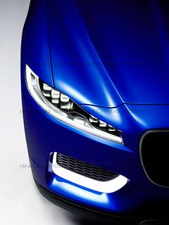 Jaguar 2013 C-X17 SUV Concept