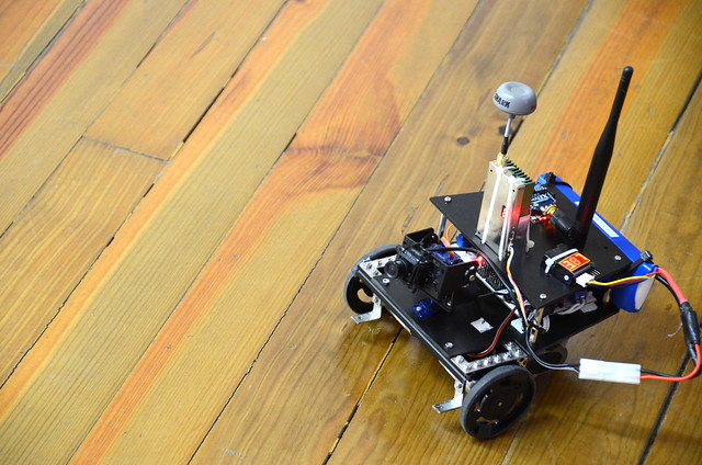 Mostra Interativa de Robótica Criativa