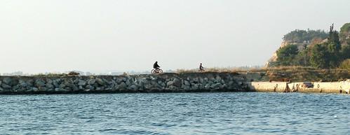 Beach near Thessaloniki