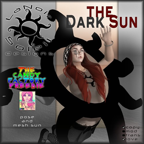 TCF_TheDarkSun_GIFTPACK by LaNoir Soleil