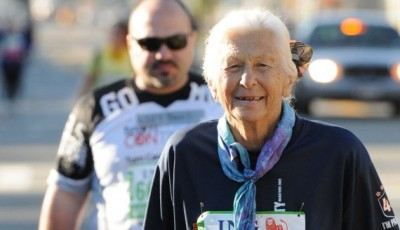 Nejstarší účastnice Newyorského maratonu zemřela den po závodě