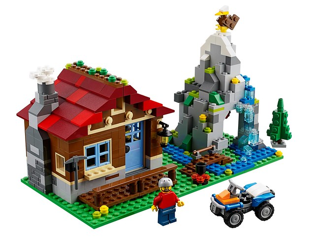 31025 Mountain Hut