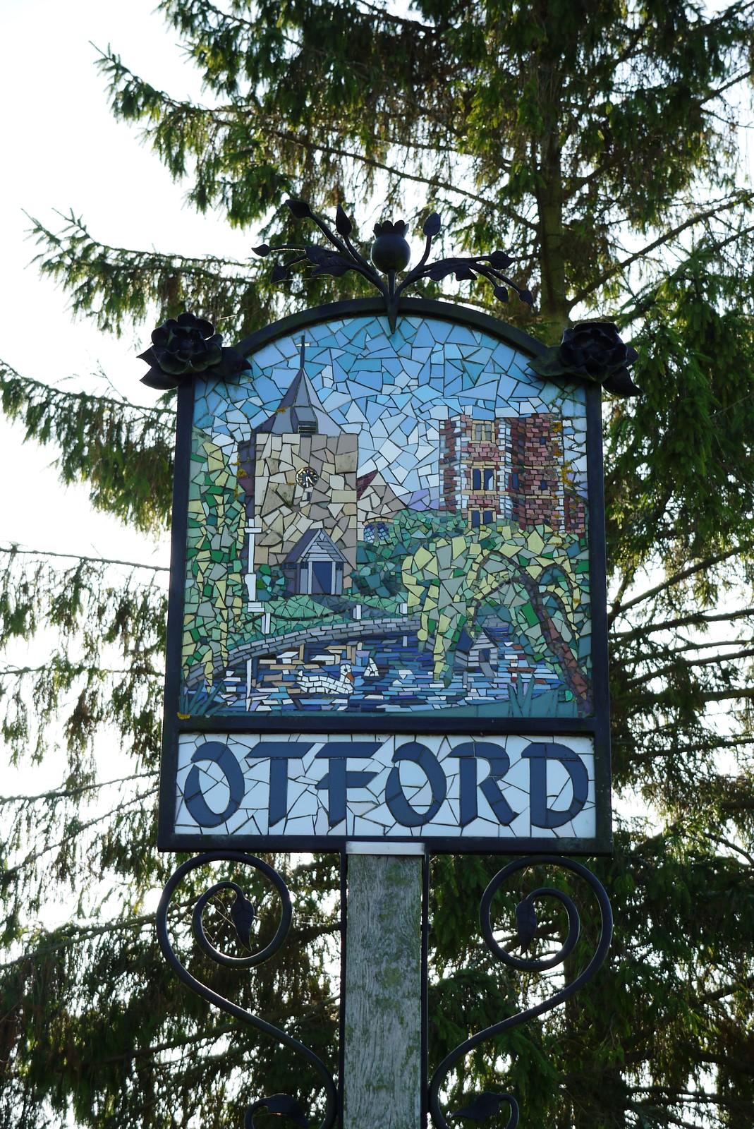 Otford, Kent Otford to Eynsford