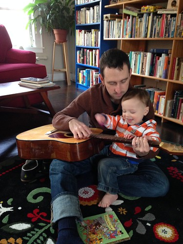Guitar with Dad