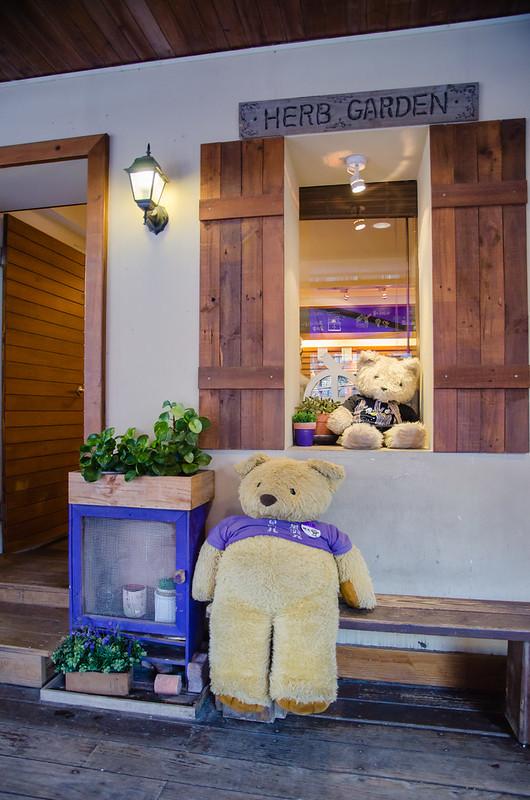 Teddy bear of Jiufen (九份), Taiwan