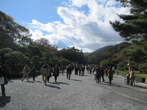 伊勢神宮内宮の参道 2013.11.12 by Poran111