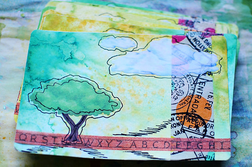 Postcard swap 2013-2
