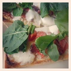salad(0.0), salt-cured meat(0.0), produce(0.0), vegetable(1.0), mozzarella(1.0), food(1.0), dish(1.0), cuisine(1.0),