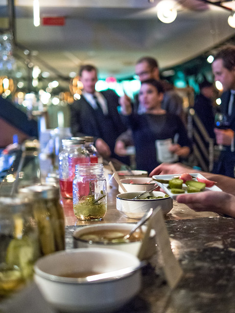 Recap: Pickle Battle at The Drake for 86D toronto The Drake Hotel November 86d