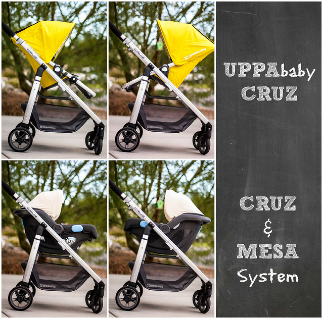UPPAbaby CRUZ and MESA system in_the_know_mom