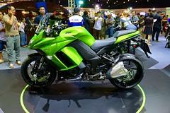 Kawasaki Ninja 1000 at the 30th Thailand International Motor Expo 2013