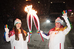 DAY 56 PHOTO DIARY TORCH RELAY
