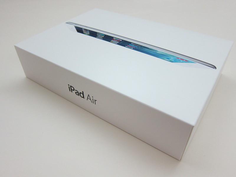 Apple iPad Air - Box
