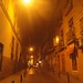 Madrid's alley