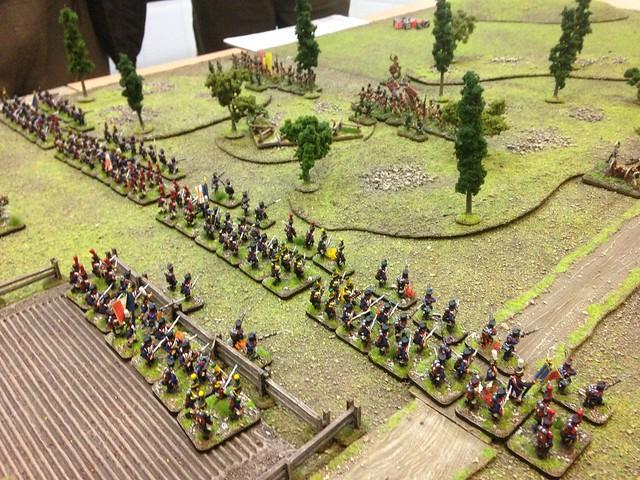 QUATRE BRAS (Napoleon at War) 11308690883_42ae3d0a13_z