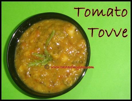 Tomato Tovve
