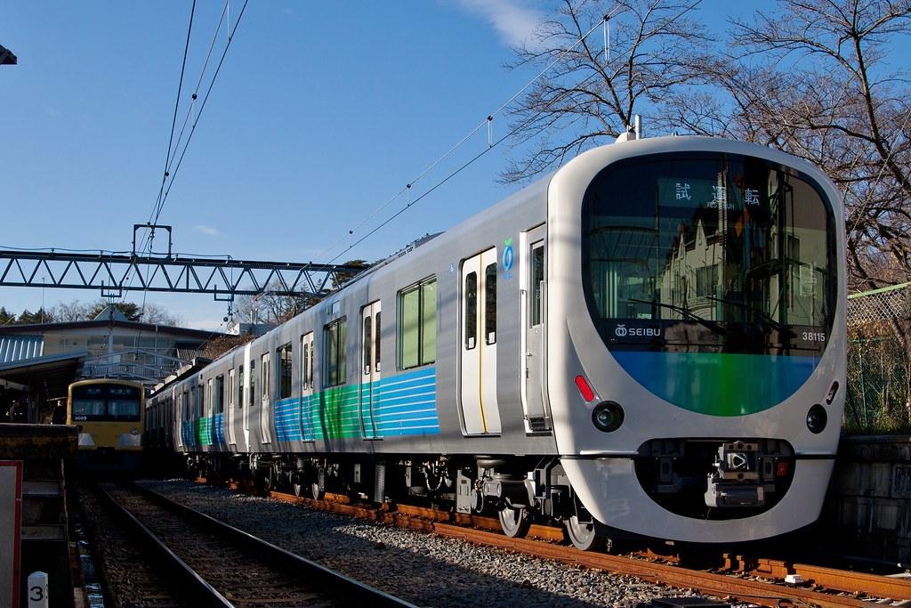 38115F in Seibu-en(SK-06)