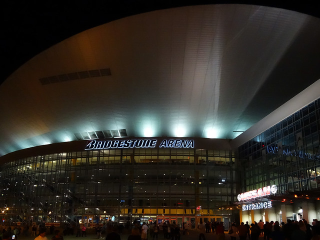 The Bridgestone Arena, Nashville