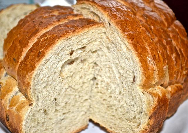 TooJays Gourmet Deli, Florida - rye bread