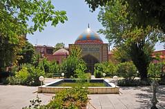 Mezquita azul, Erevan, Armenia