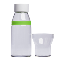 a 700ml glass carafe