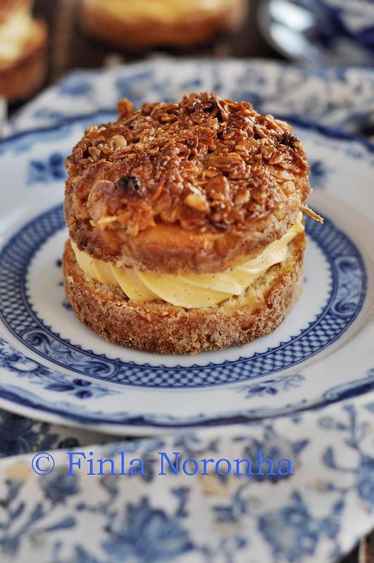 My Kitchen Treasures: Bienenstich Kuchen (German Bee Sting Cake)