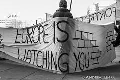 inhumane asylum and deportation policies by Frontex