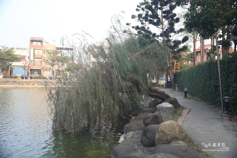 台南私藏景點--柳營吳晉淮故居,下營武承恩公園 (21)
