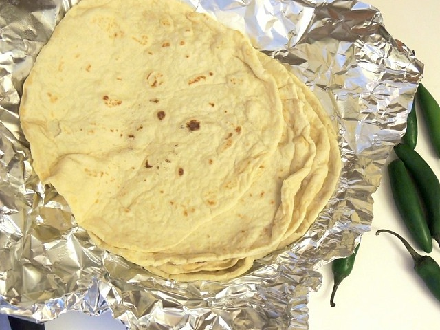 Homemade: How To Make Flour Tortillas