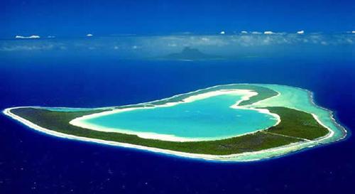Tupai Island, Polynésie thuộc Pháp