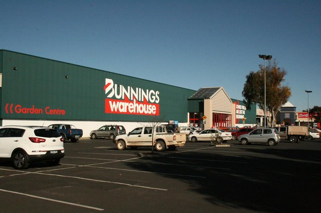 Bunnings will be taking over Civic Home Timber & Hardware in Colac (VIC)