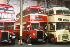 St. Helens Transport Museum.