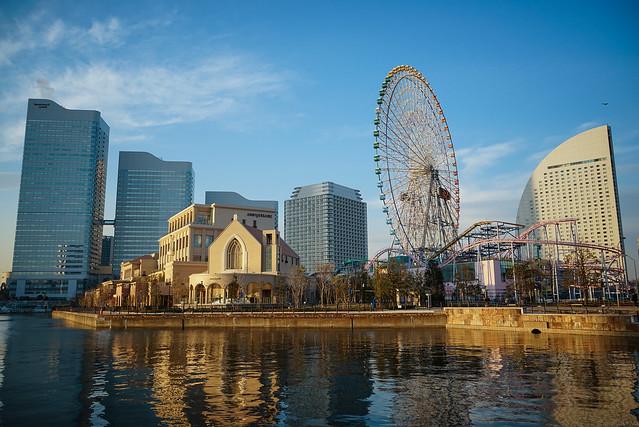 Yokohama Minatomirai - Sony A7R