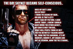 The Day Skynet Became Self Conscious Eleventh Earl Flickr