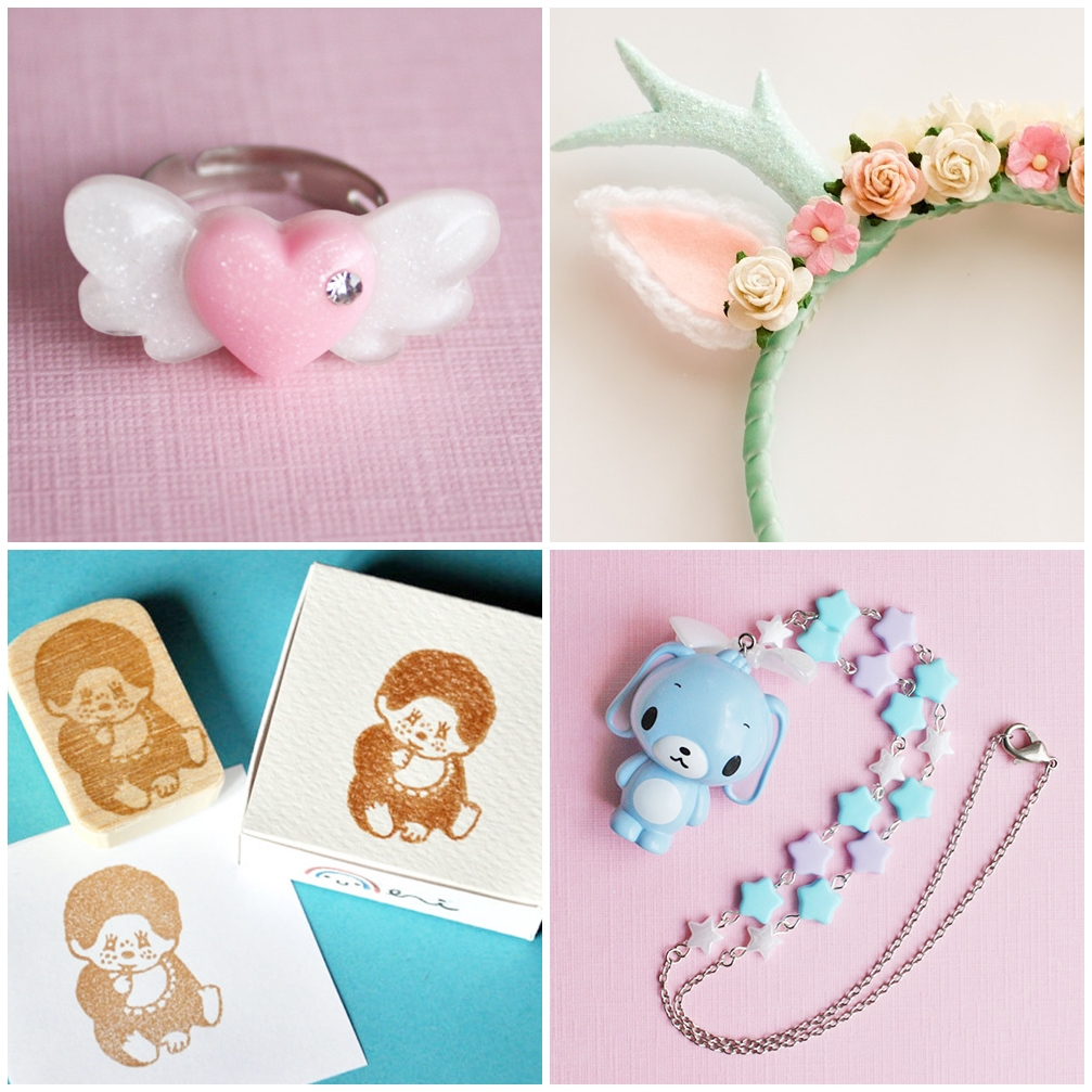 Kawaii Friday Favorites