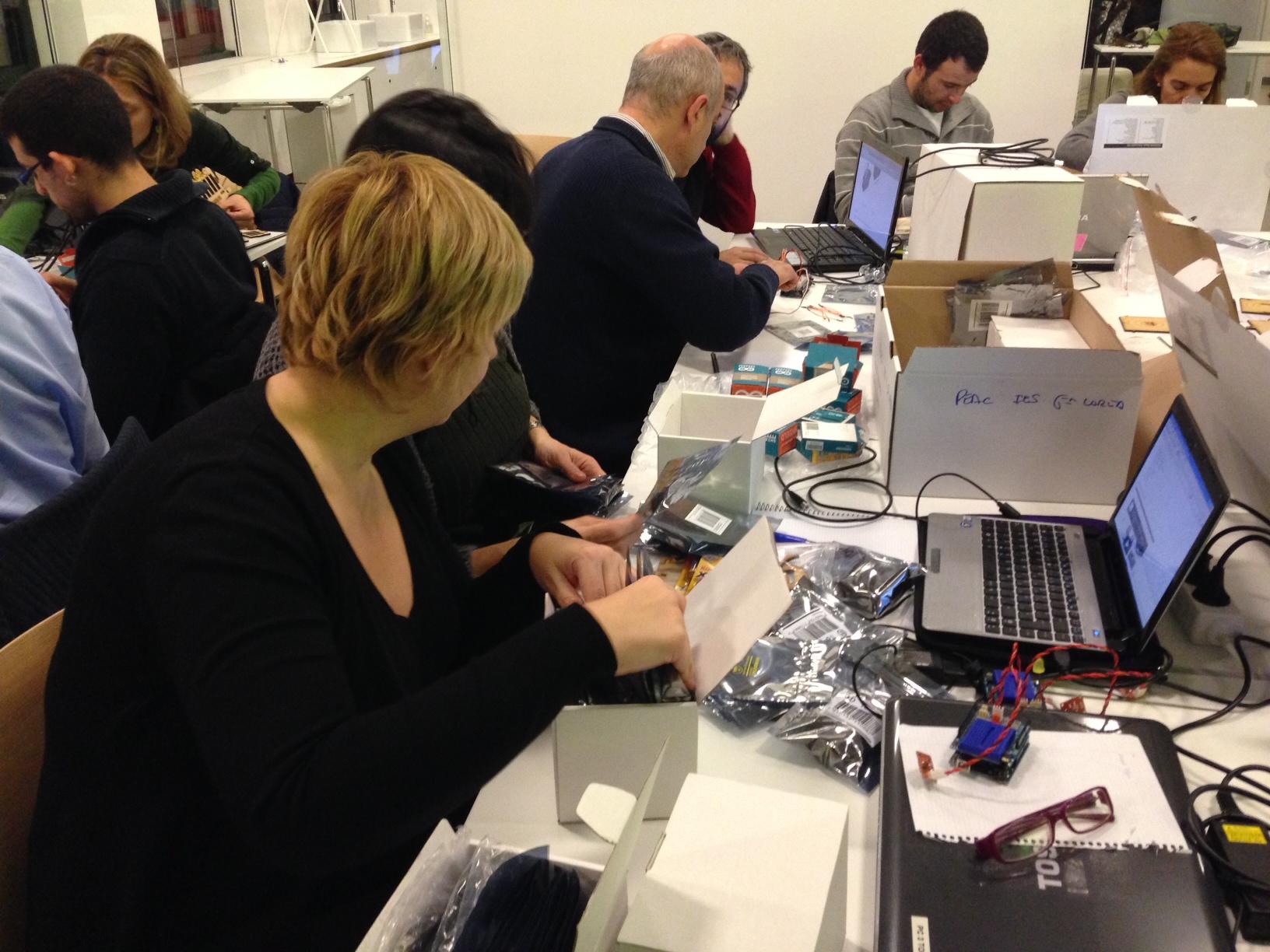 educación arduino, programación, ultra-lab, verkstad, david cuartielles