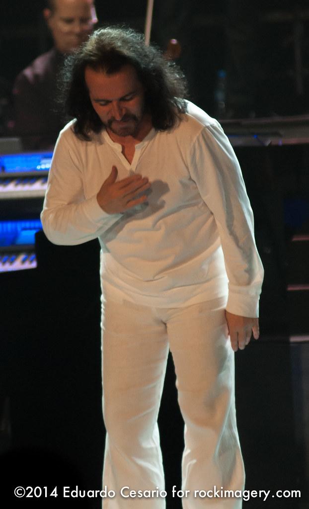 Yanni - World Tour - Argentina 2014